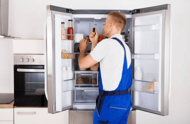 refrigerator repair in richmond